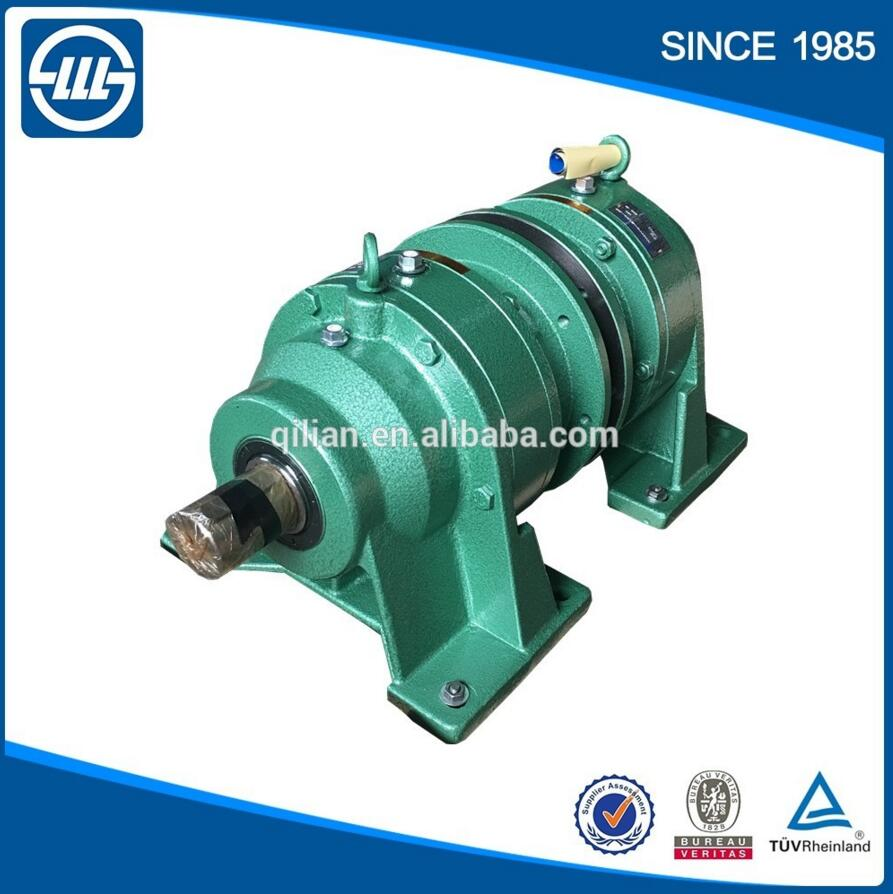 BWD cycloidal gear B3 cyclo speed Reduction Gearbox Motor